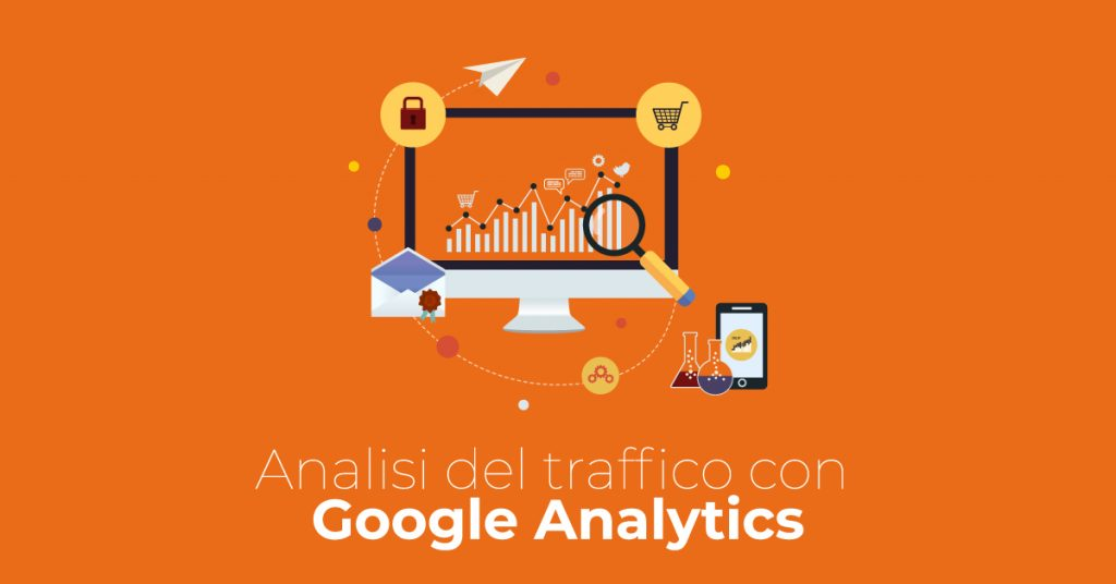 analisi del traffico con google analytics
